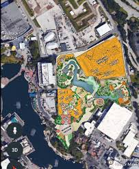 Universal Park Orlando Map by Universal Studios Orlando Concept Art Shows Off Ideas For Super