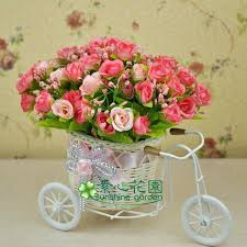 artificial flowers for home decoration fake flowers home decor sintowin