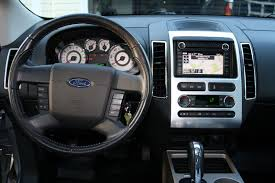 Ford Edge Interior Pictures Ford Edge Limited 2008 Reviews Prices Ratings With Various Photos