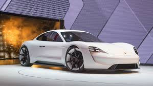 porsche cars porsche is going after tesla with an electric sports car that will
