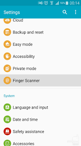 how to register more than 3 fingerprints on a samsung galaxy note