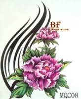 cheap peony tattoo designs free shipping peony tattoo designs