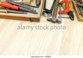 Workman Tool Bench Workbench And Screwdrivers Stock Photos U0026 Workbench And