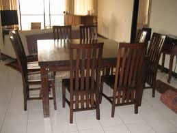 Beautiful  Seat Dining Room Table Pictures Room Design Ideas - Square dining table dimensions for 8