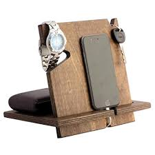 wood gifts wooden iphone station s day gifts for