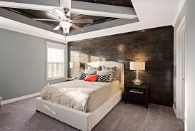 Bedroom Accent Wall Reclaimed Wood Bedroom Accent Wall Iowa Remodels
