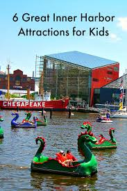 family vacation ideas in baltimore s inner harbor traveling