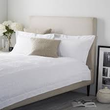 sandford bed linen set bedroom offers the white company uk