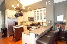 paint ideas for living room and kitchen kitchen living room open concept dark wood dining table design of