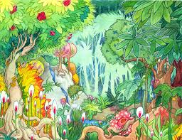 Jungle Backdrop Jungle Book Backdrop Forest By Mementomoryo On Deviantart