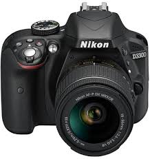 black friday nikon d3300 nikon d3300 u2013 24 2 mp slr camera black af p 18 u2013 55mm f 3 5