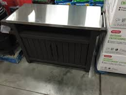 outdoor cooking prep table new stainless prep table at sams club big green egg egghead