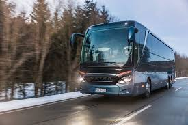 led headlamps for setra touring coaches and mercedes benz citaro