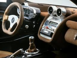 The Beast Car Interior 1999 Pagani Zonda C12 Pagani Supercars Net