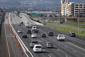 lexus service writer salary a year later i 580 pay to use lanes are a success report says