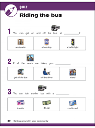 Daily Living Skills Worksheets Explore Your Community