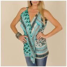 scarf blouse krickette by krkt scarf blouse
