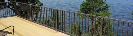Handrail Systems Suppliers Westbury Aluminum Railing Systems Tuscany Railing Decksdirect