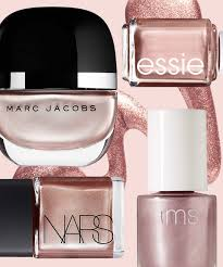 rose gold nail polishes to wear this winter instyle com