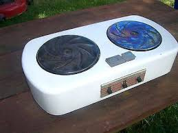 table top burner electric mid century dominion table range portable electric stove burner
