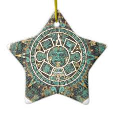ancient mayans ornaments keepsake ornaments zazzle