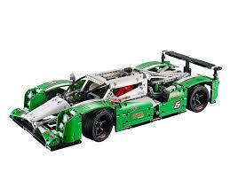 lego technic porsche amazon com lego technic 24 hours race car 42039 toys u0026 games