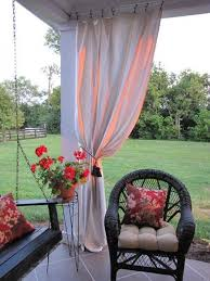How To Make Curtains Out Of Drop Cloths Best 25 Drop Cloth Curtains Outdoor Ideas On Pinterest Patio