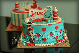 dr seuss cakes dr seuss party for 1 j a m cakery