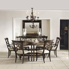 Vintage Bernhardt Dining Room Furniture by Bernhardt Vintage Patina Upholstered Dining Room Arm Chair