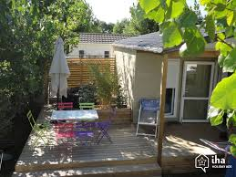 mobile home for rent in notre dame de monts iha 4384