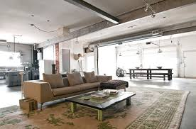 industrial interior key traits of industrial interior design