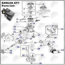 wiring diagrams kohler cv15s parts kohler command 20 kohler