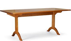 shaker sofa table two drawer shaker work table occasional tables shaker workshops