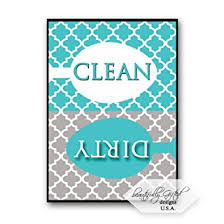 registry for housewarming clean dishwasher magnet sign best for dishes