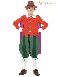 Tudor Halloween Costumes Horrible Histories Boys Fancy Dress Tudor Ww1 Soldier Kids Book