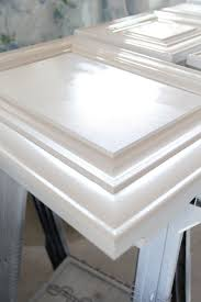 Painted Kitchen Cabinets White Best 25 Spray Paint Cabinets Ideas On Pinterest Diy Bathroom