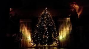 best christmas tree indoor light show 2015 youtube