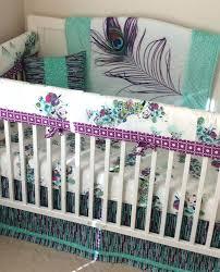 purple baby bedding sets furniture bundles crib sheets