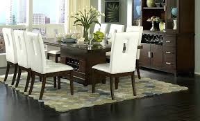 dining room sets for 8 contemporary dining room set 8 chairs formal sets table seater