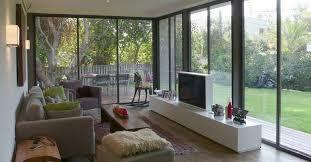 where to put tv does it look ok to put a tv in a sunroom