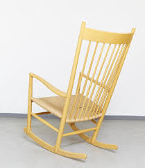 Antique Rocking Chair Prices Vintage Rocking Chair J16 By Hans J Wegner For Kvist Møbler For