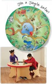 wheels world play table gressco scenic drive wall game wall panel toys waiting room toys