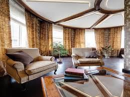 Russian Home Home Decor Best Extraordinary Living Room Ceiling Design With 5346