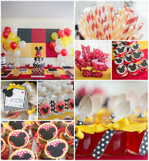 mickey mouse party ideas mickey mouse party kara s party ideas