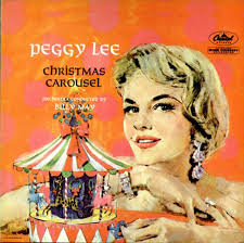 christmas carousel peggy christmas carousel vinyl lp album at discogs