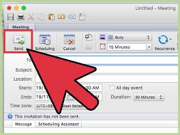how to invite people to google calendar how to make a shared calendar in outlook with pictures wikihow