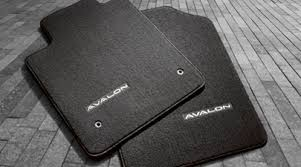 toyota prius floor mats 2007 oem avalon floor mats olathe toyota parts center