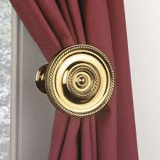 Tie Backs Curtains How To Make Your Curtains Gorgeous With Tiebacks The Renovator S