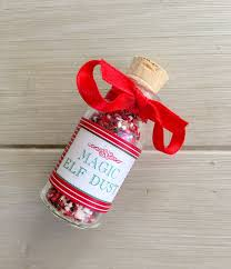 magic dust elf dust christmas party favor christmas elf