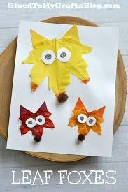 fox craft ideas fox crafts for kindergarten preschool crafts ideas